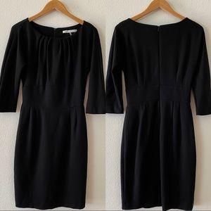 Trina Turk Black Sheath Dress